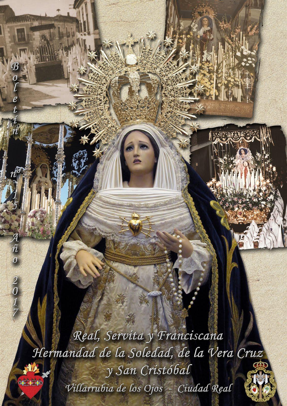 Boletín Hermandad Soledad 2017