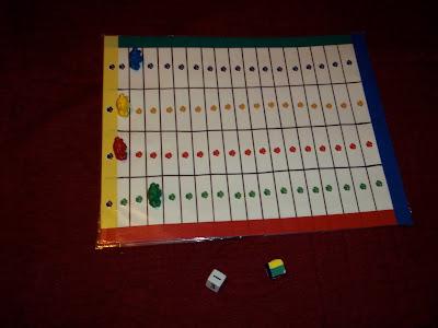 cooperative board game (Brick by Brick)