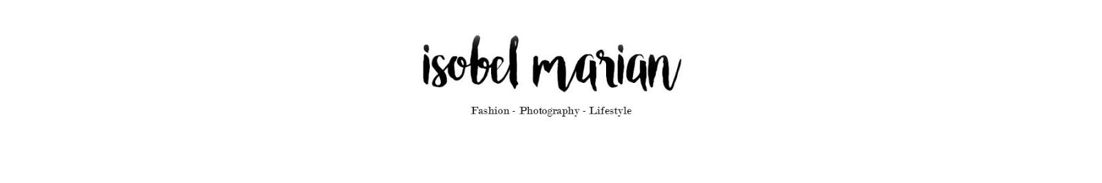 ISOBEL MARIAN