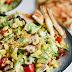 Chopped Chicken Taco Salads Recipe