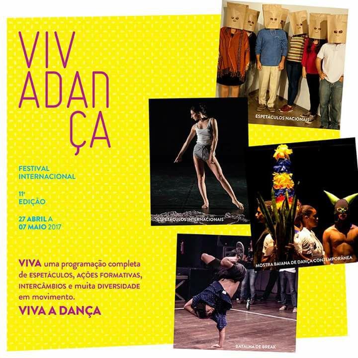 A.S.Q. no Vivadança Festival Internacional
