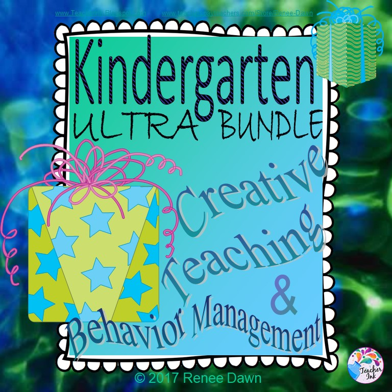 Kindergarten Creative Back to School