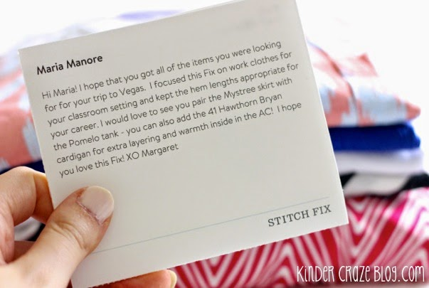 No time to shop for new clothes? Stitch Fix delivers hand-picked styles direct to your door