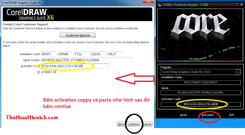 Incl. Keymaker- CORE Download. Size: 5. 04 MBCorel. DRAW. Graphics ...