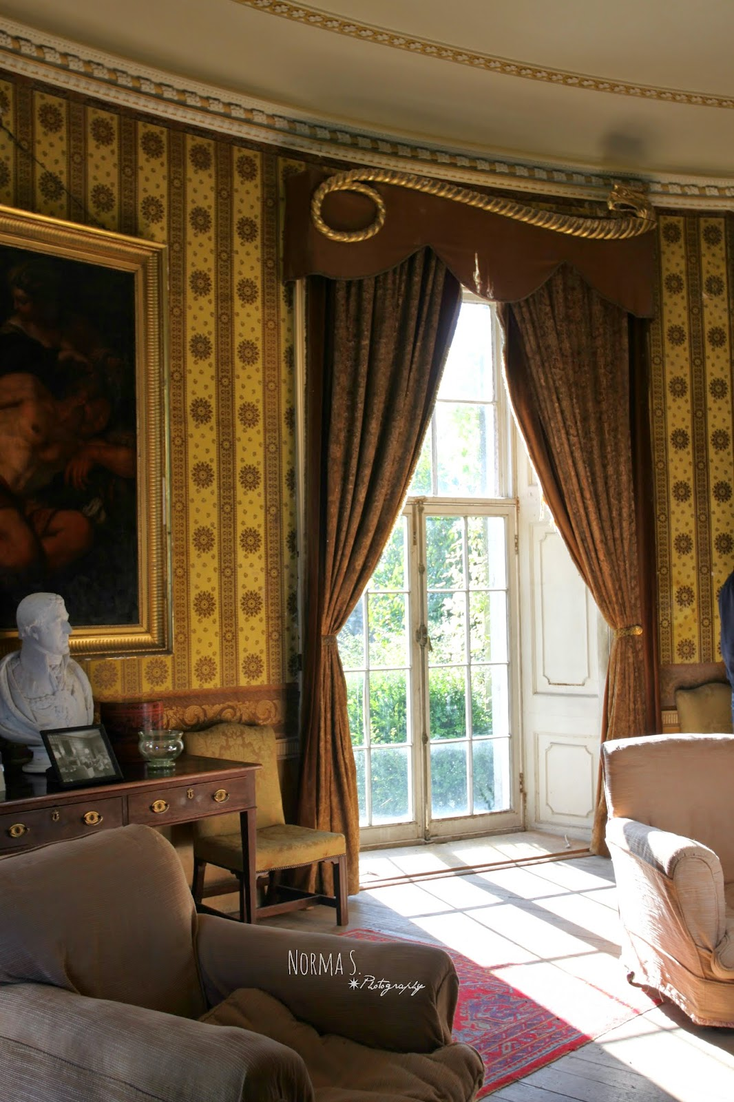 Happy Days with Sparkle: Stroketown Park House