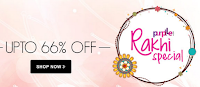 Purplle Rakhi Special: UpTo 50% off + 10% off + 200 worth movie voucher on all makeup products for Rs. 350