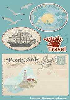 viajes por el mar