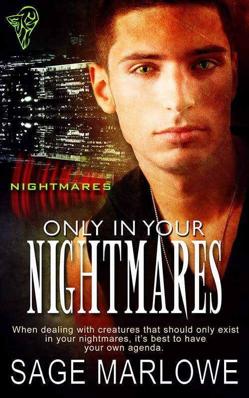 Only in Your Nightmares (Nightmares 4)