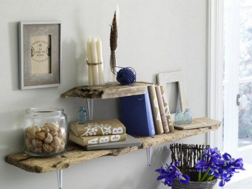 Reclaimed Wood Decorating Ideas
