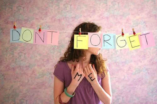 cara melupakan mantan