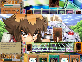 Yu-Gi-Oh! GX Power Of Chaos Jaden The Fusion