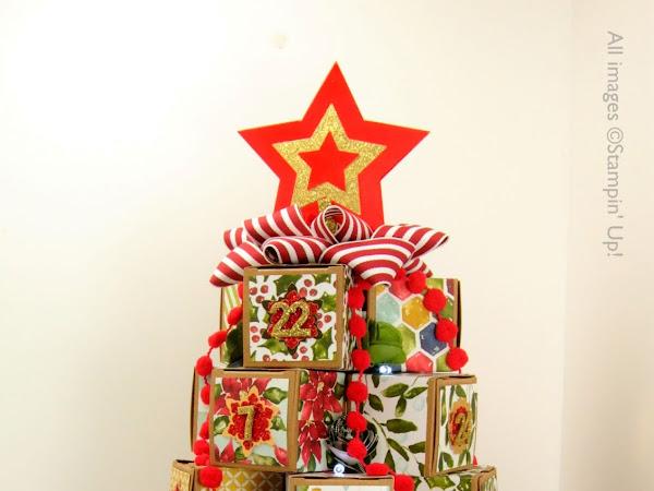 Advent Calendar - ready for the 1st December