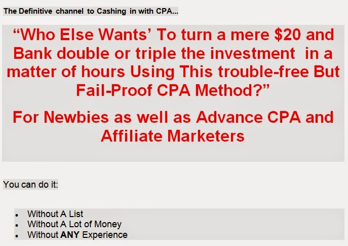 [GET] Power CPA with these unheard, untapped traffic source that cost $0.10 per USA visitor