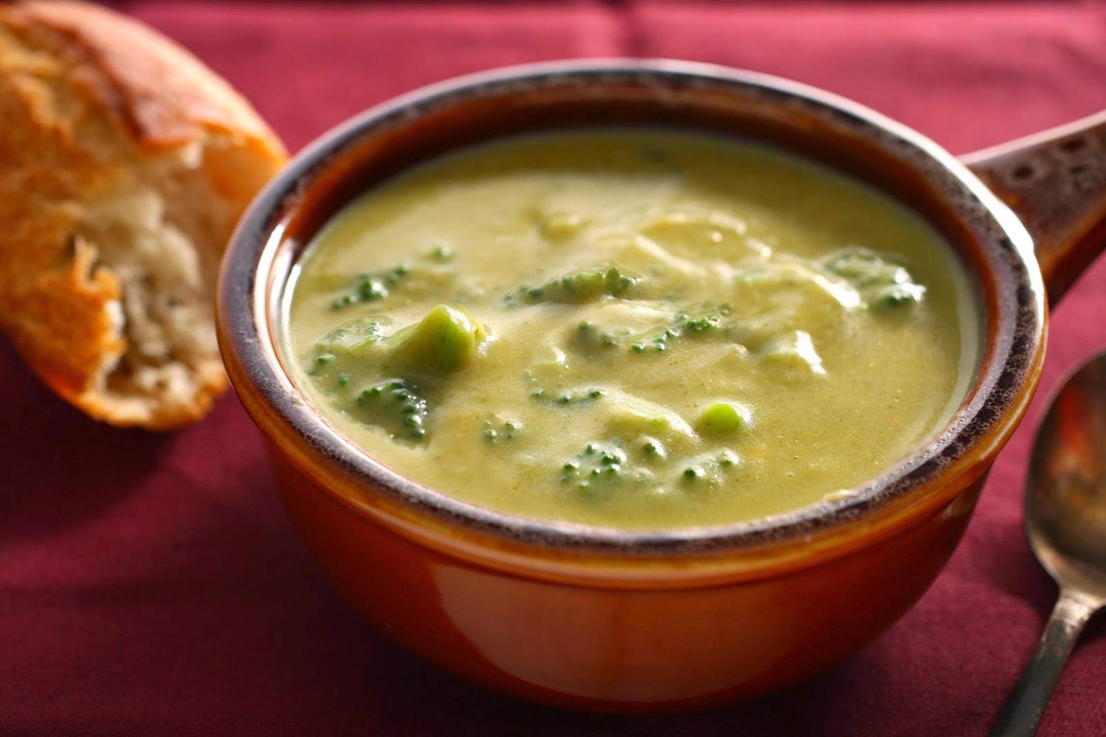 Broccoli & Cheddar Soup