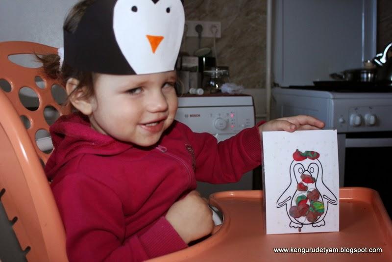 Тематическое занятие Антарктида -Пингвины