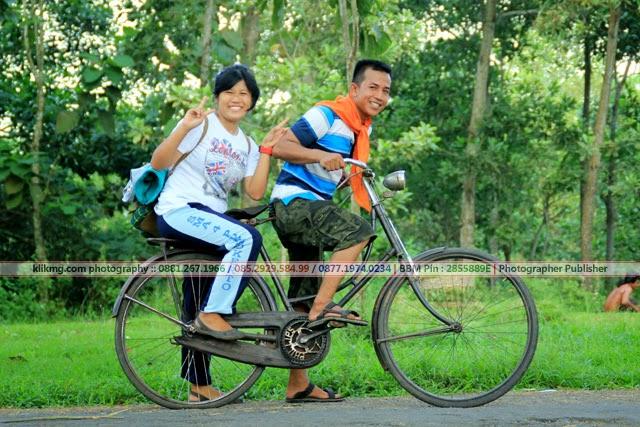 Foto Prewedding : Diontel yuk Mas, Mayuh de-engkreg - Foto oleh KLIKMG.COM Fotografer Prewedding