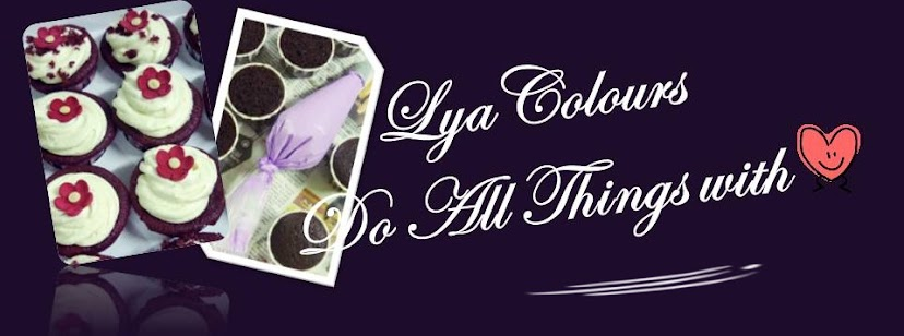 Lya Colours : Do all things with love