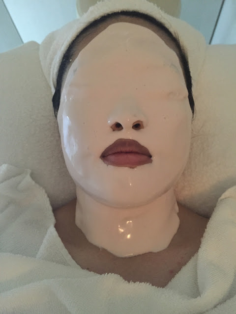 SkinLab Medical Spa Salicylic Acid Peel Facial Treatment Review Lunarrive Singapore Lifestyle Blog
