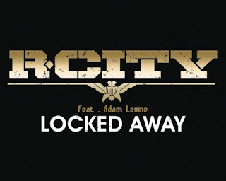 R.City feat Adam Levine Locked Away Lyrics
