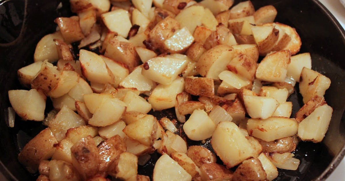 The Charm of Home: Hash Browns