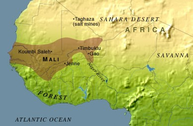 The Ancient Kingdom Of Mali2
