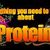 Protein : Keperluannya dalam diet harian