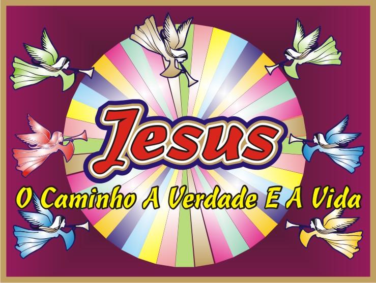 Jesus Cristo - Nosso Eterno Senhor   ***