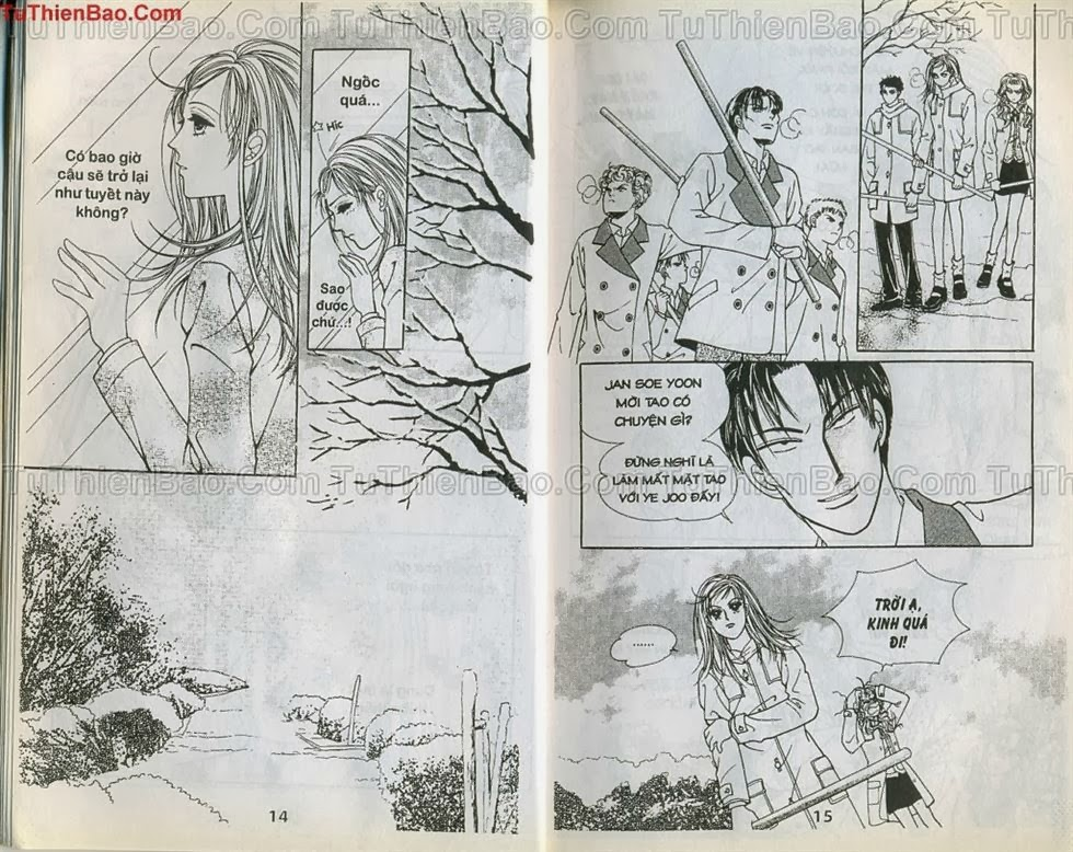 Thiên Sứ chap 12 - Trang 8