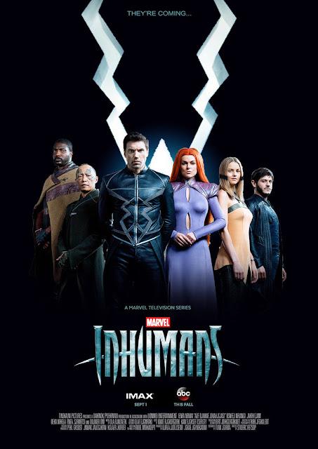 Marvel's The Inhumans (2017-) ταινιες online seires oipeirates greek subs
