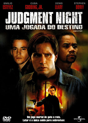 Judgment Night: Uma Jogada do Destino DVDRip Dublado