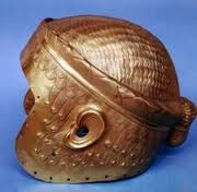 Ancient Sumer helmet (my helmet)