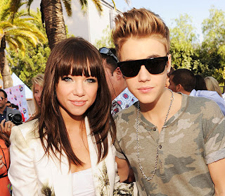Justin Bieber and Carly Rae Jepsen's Very Unlikely Duet — LISTEN