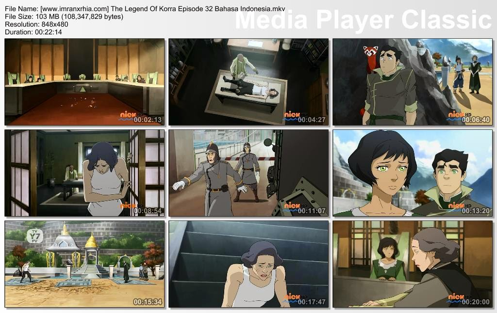Download Film / Anime Avatar: The Legend of Korra Episode 32 Bahasa Indonesia