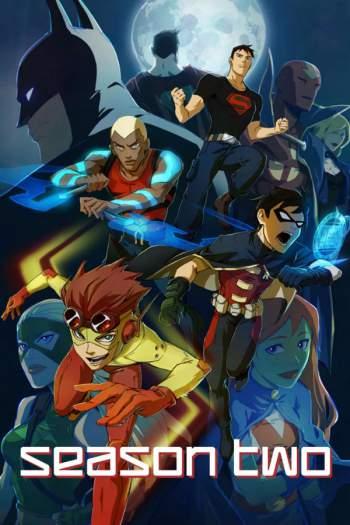 Justiça Jovem 2ª Temporada Torrent - BluRay 1080p Dual Áudio
