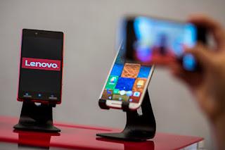 Strategi Lenovo untuk Ponsel 4G