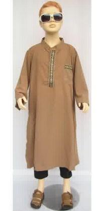 10 model baju muslim gamis anak laki laki Contoh baju gamis anak