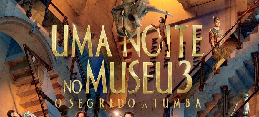 Cinema: Crítica Uma noite no museu 3