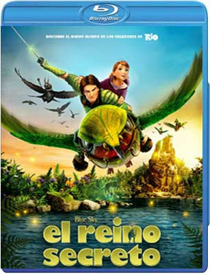 Epic  El Reino Secreto (201 Epic: El Reino Secreto (2013)  Audio Latino WEB DL