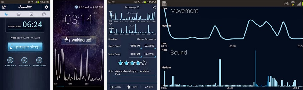 Sleep Bot - Sleep Cycle Alarm (Google Play)