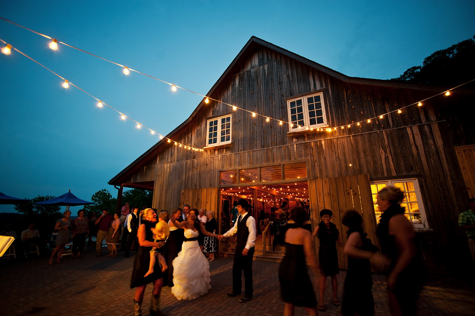 Our First Barn Wedding At Chaumette Chaumette