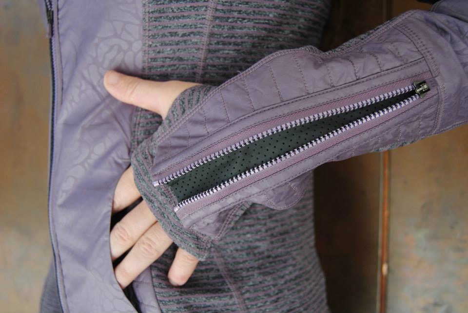 lululemon purple fog rebel runner