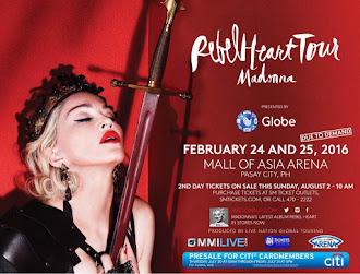 Madonna Live in Manila