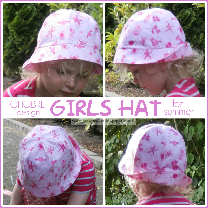 Girls Hat   wesens-art.blogspot.com