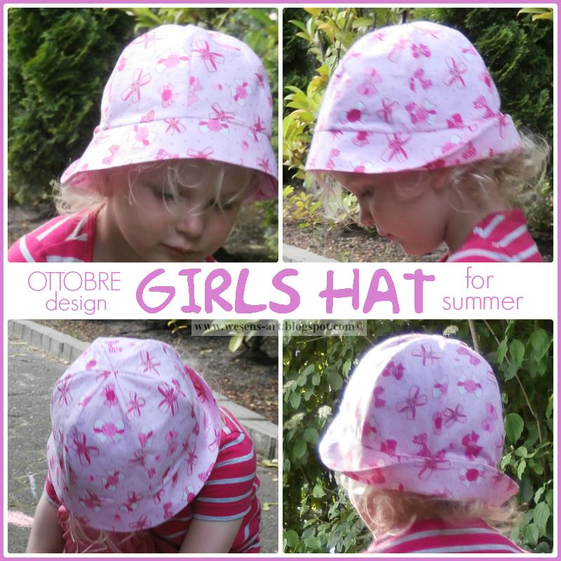 Girls Hat   wesens-art.blogspot.com