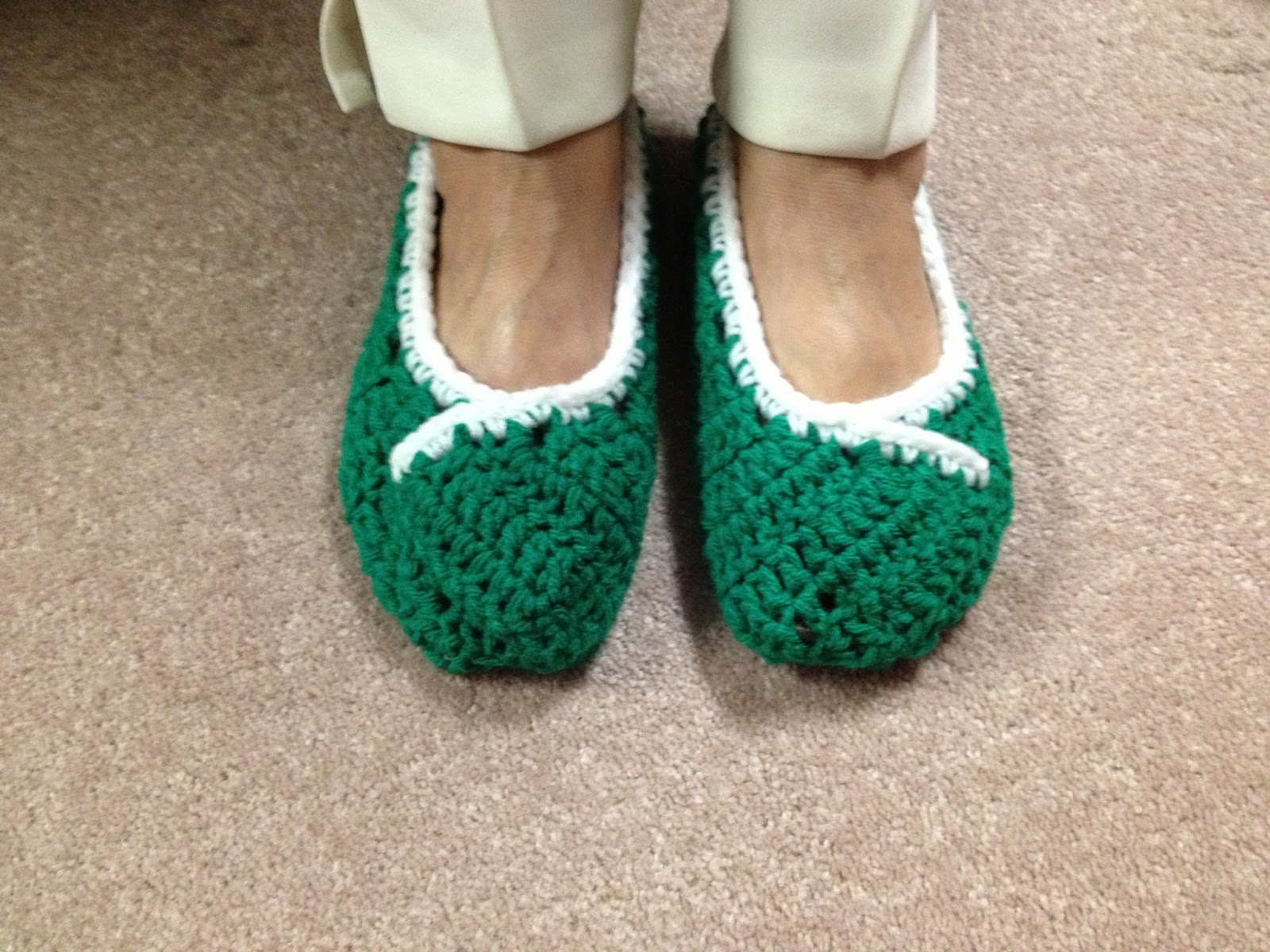 Stitch This Freud Xmas Gift Crafts Part 1 Slippers Great And Small