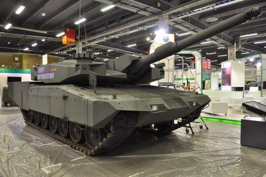 TNI AD Bantah Kritikan Habibie Soal Pembelian Tank Leopard