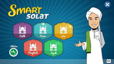 SmartSolat App