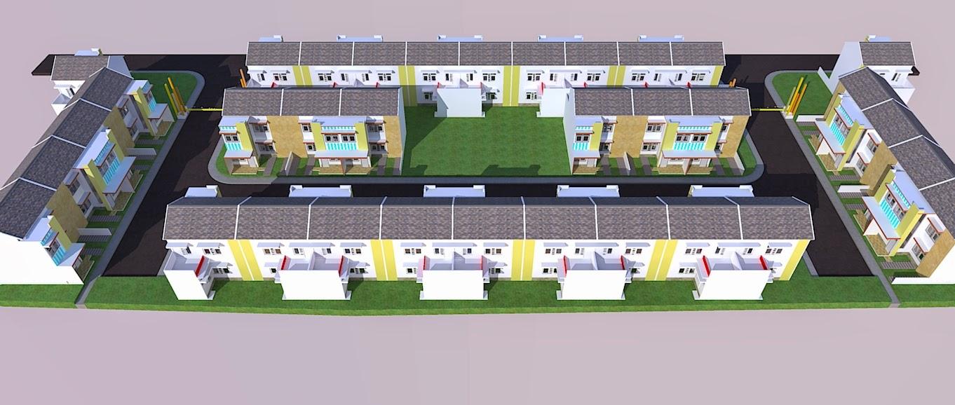 Gambar Block Plan