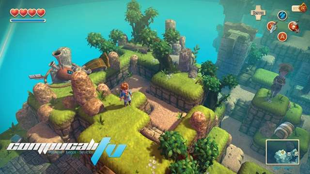 Oceanhorn: Monster of Uncharted PC Full Español