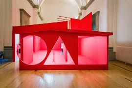 Faro & Faro, exposición de Georges Rossue en el Laboratorio Arte Alameda.